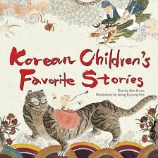 Korean Children's Favorite Stories by Kim So-Un and Jeong Kyoung-Sim (2004,...