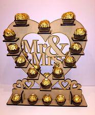 Ferrero Rocher Stand, Señor Y Señora, Mini Soporte, Hasta 38 Chocs