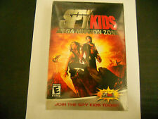 Spy Kids: Mega Mission Zone (Windows/Mac, 2002)