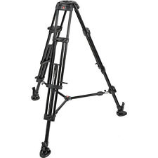 Manfrotto 545B Pro Alumunium Video Tripod, EU Seller! No Fees! NEW!