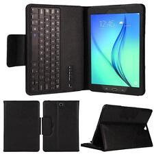 Bluetooth Tastatur Leder Fall Stand Für Samsung Galaxy Tab A 9.7 T550