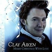 Clay Aiken - Merry Christmas with Love (brand new CD 2004)