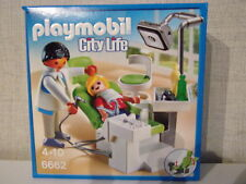 Playmobil City Life 6662 dentiste-NEUF & OVP