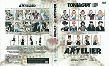 TONI&GUY ARTELIER COLLECTION 2012-2013  3 DVDs SET