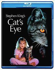 STEPHEN KING'S - CAT'S EYE (1985)  BLU RAY (2016)  DREW BARRYMORE