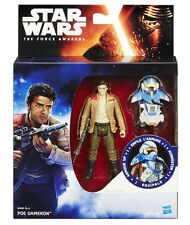 STAR WARS ARMOUR UP POE DAMERON THE FORCE AWAKENS NEW IN HAND EPVII RESISTANCE
