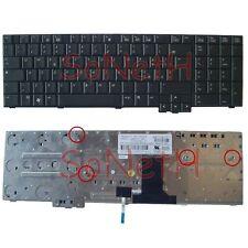 Tastiera HP EliteBook 8730W 468777-061 494002-061 V070626AK1 Nera PointStick ITA