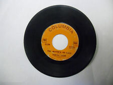 Stonewall Jackson Wild Wild Wind/Water's So Cold 45 RPM Columbia Records VG-