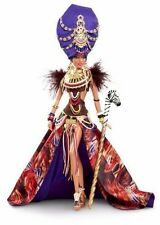 Barbie Puppe 2013 TRIBAL BEAUTY GLOBAL GLAMOUR COLLECTION shipper X8262  NRFB