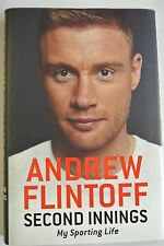 Book. Second Innings: My Sporting Life by Andrew Flintoff (Hardback, 2015)