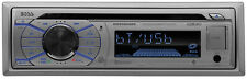 Boss Audio Mr508uabs Marine Cd/mp3 Player - Single Din - Silver - Detachable
