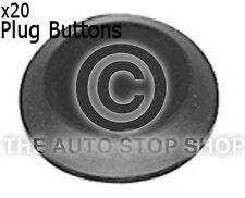 Fasteners Plug Buttons 10 MM Citroen C5 - ZX Pack of 20 Part Number: 1382ci