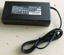 Original Genuine OEM Sony 120W 19.5V 6.2A AC Adapter+Cord for LED TV KDL-55X800A