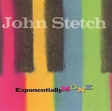 John Stetch - Exponentially Monk (Justin Time) CD NEW Jazz