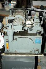 Rexroth AMI Hydraulic Power Pump System Unit P2156.6 Tobul Piston Accumulator