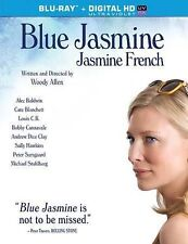 Blue Jasmine (Blu-ray Disc, 2014, Canadian)