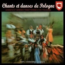CD Chants et danses de Pologne - Songs and Dances of Poland / IMPORT