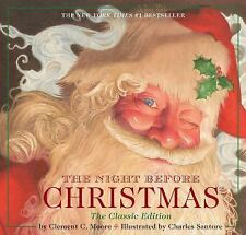 The Classic Edition: The Night Before Christmas (2011, Hardcover)