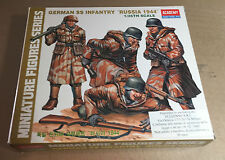 ACADEMY 1378 - GERMAN SS INFANTRY 'RUSSIA 1944' 1/35 - NUOVO