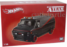 1:18 modelo de cine del the A-Team van-película modelo de Hot Wheels