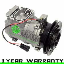 A/C Compressor and Clutch Fits Chrysler, Dodge, Eagle, Plymouth Models - New