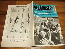 LANDSER GROßBAND  1269 -- GRENADIER GRÖBER // ein blutjunger Soldat in der Hölle
