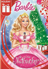 Barbie in the Nutcracker(DVD) Brand New sealed ships NEXT DAY with tracking