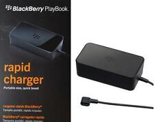 RETAIL PACKAGE GENUINE OEM Blackberry Playbook AC Home Wall Travel Rapid Charger