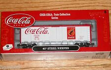 ATHEARN 8321 COCA COLA TRAIN COLLECTION SERIES 40' STEEL REEFER CCCX 2016