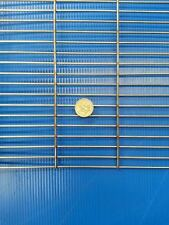 """Stainless Steel BBQ Grill Mesh 21.5"""" x 39"""" Stainless Steel 304 - BBQ"""