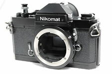 Excellent+ Nikon Nikomat FT2 35mm SLR Film Camera Black Body from japan #87