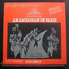 Various - An American In Paris / Les Girls LP Mint- 2353068 Mono UK Vinyl Record