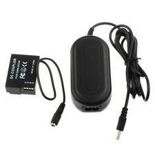 DMW-AC8 AC Power Adapter+DMW-DCC8 Coupler for Panasonic Lumix DMC-GH2 GH2K GH2S