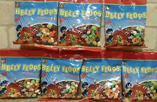 (7) Jelly Belly Flops 4.7 Oz. Each-NIP