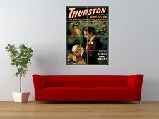 THEATRE THURSTON MAGIC STAGE SHOW USA GIANT ART PRINT PANEL POSTER NOR0415