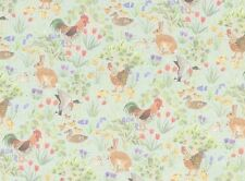 Country Springtime beige wallpaper Jackson's Miniatures dollhouse 1pc JM43