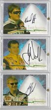 1997 Wheels - JEFF BURTON - Shark Tooth Signatures Autograph #d 025/800 NASCAR