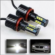 LED Angel Eyes Light 120W H8 CREE for BMW 1 SERIES E87 E82 128i 135i 08-11