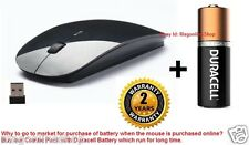 100% Original Terabyte Ultra Slim Wireless Mouse 2.4 GHz with 2 Years Warranty