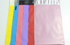 """100 6x9"""" multi-color  Poly Mailers Envelope Shipping Supply Bags"""