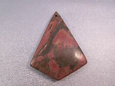 Red Creek Jasper Pendant 1pc