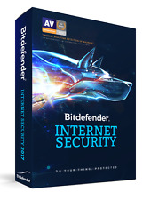 Bitdefender Internet Security 2017 | 3 PCs More than 700 days  subscription