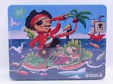Lot 26738   Goula 53431 rompecabezas pirata 35 piezas de nuevo en OVP