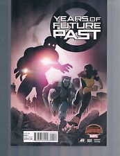 Secret Wars Years of Future Past Mike Norton 1:25 Variant Cover 2015 Marvel