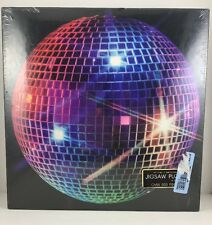 Authentic Springbok Jigsaw Puzzle Over 500 Pieces Dance Disco Ball