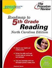 Roadmap to 5th Grade Reading, North Carolina Edition (State Test Prep Guides)