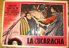 FOTOBUSTA: LA CUCARACHA - MARIA FELIX