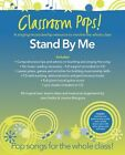 Classroom Pops! Stand By Me Learn to PLAY Piano LESSON PVG Music Book