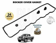FOR MITSUBISHI L200 2.5D 2.5TD 4D56 1986-2006 NEW TOP ROCKER COVER GASKET SET