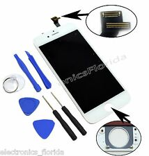 "Grade A+ For iPhone 6 4.7"" LCD Display Screen Touch Digitizer Assembly white"